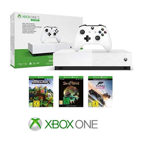 Microsoft : jusqu'à - 50% de réduction sur les packs Xbox, jeux et manettes