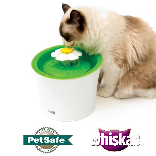 Catit, Petsafe, Whiskas... : -30% sur nos produits pour chats