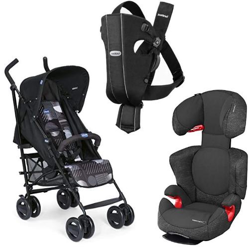 Bébé Confort, Chicco : -30% sur poussettes, sièges auto et portes bébé