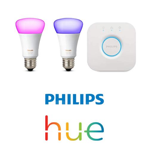 Philips Hue : jusqu'à -45% sur une sélection de produits connectés