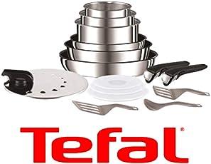 Tefal: jusqu'à -40% sur une sélection de sets, poêles et casseroles