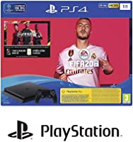 Sony PlayStation : La PS4 1 To + FIFA 20 à 299.99€