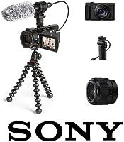 Sony :  Jusqu'à -48% sur une sélection d'appareils photo, objectifs et caméscopes