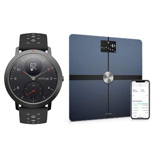 Withings: hasta -30% en balanzas y relojes conectados