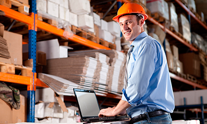 Less time invested in inventory forecasting and management