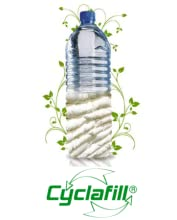 cyclafill, recyclage, bouteille, écologie