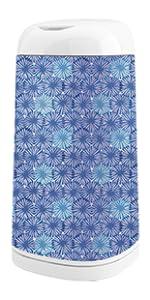 Housse Angelcare Flocons Bleus