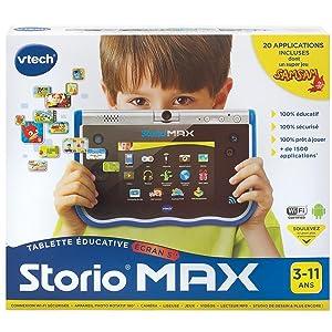 """Storio Max 5"""" Bleue - VTech"""