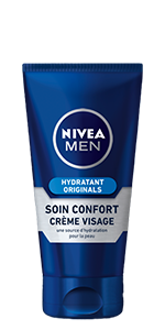 soin confort hydratant nivea men