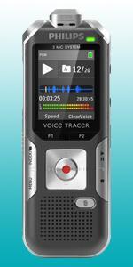 dictaphone cours conférences interviews enregistreur magnétophone