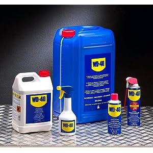 WD40, multifonction, aérosol, bidon, fût, gamme WD40, WD-40