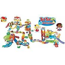 vtech 500705 tut tut animo jungle parc aventures sans animal jeux et jouets. Black Bedroom Furniture Sets. Home Design Ideas
