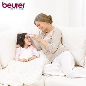beurer ft 90 thermom tre m dical sans contact hygi ne et soins du corps. Black Bedroom Furniture Sets. Home Design Ideas