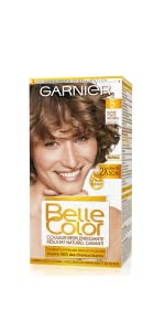 Coloration permanente Garnier Belle color