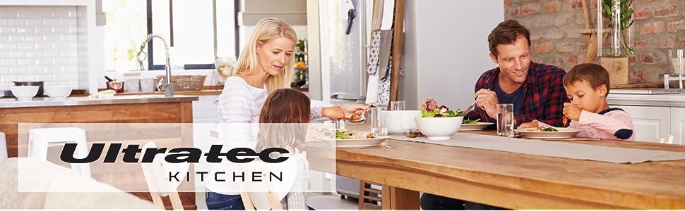 ultratec plaque teppanyaki barbecue de table en c ramique 1500 w cuisine maison. Black Bedroom Furniture Sets. Home Design Ideas