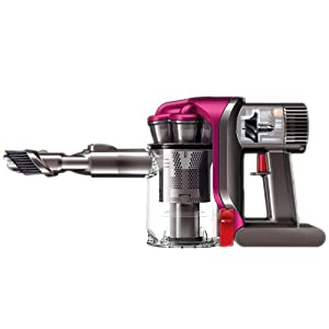 dyson dc34 aspirateur main moteur num rique dyson v2 garantie 2 ans gris fuchsia. Black Bedroom Furniture Sets. Home Design Ideas