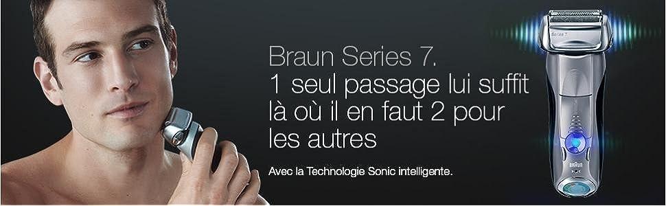 Braun Series 7 790cc-4 Rasoir électrique à grille