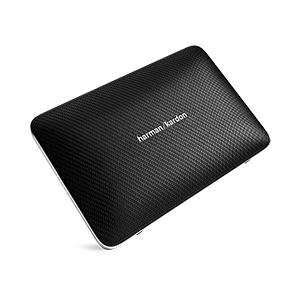 harman kardon esquire 2 enceinte bluetooth portable haut de gamme noir audio hifi. Black Bedroom Furniture Sets. Home Design Ideas