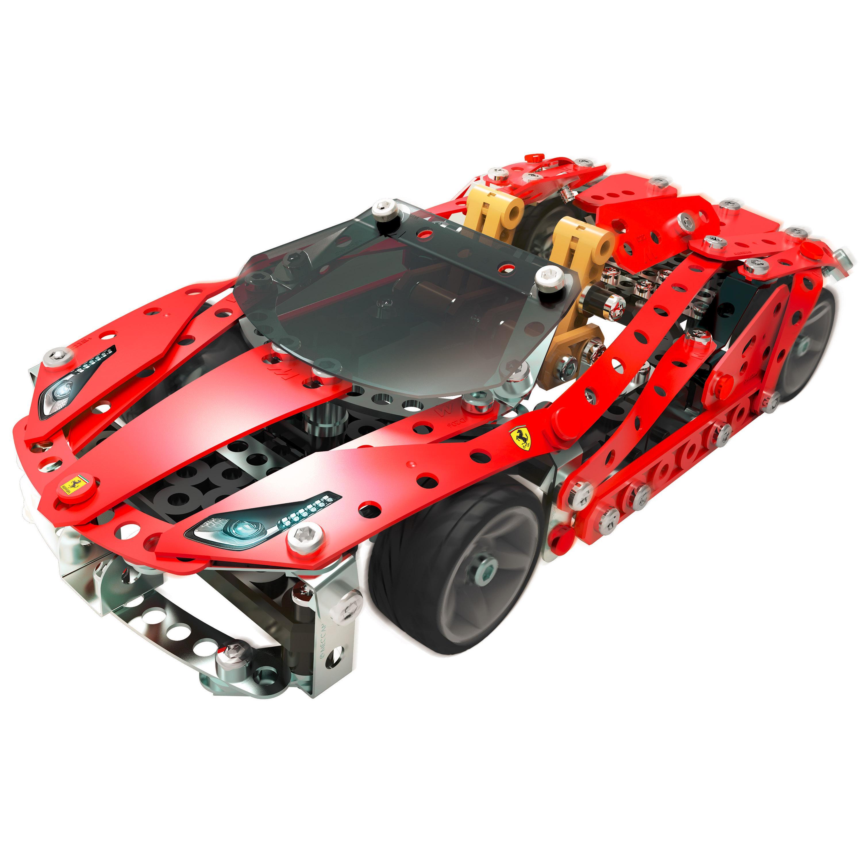 meccano 20075244 jeu de construction ferrari 488 spider jeux et jouets. Black Bedroom Furniture Sets. Home Design Ideas
