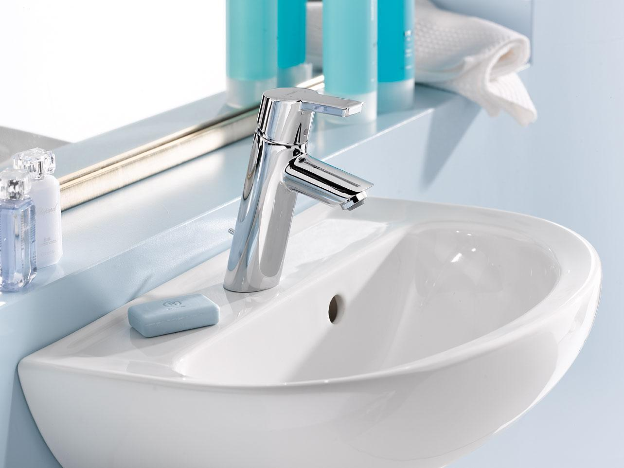 Hansgrohe mitigeur de lavabo status m chrome 14180000 for Amazon lavabos
