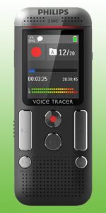 enregistreur notes dictaphone magnétophone