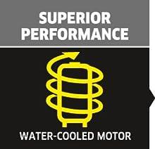 karcher moteur refroidi a eau