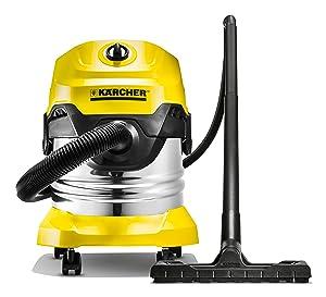 K rcher wd4 premium aspirateur eau et poussi res 1000w - Aspirateur karcher wd4 ...