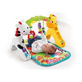 Tapis evolutif Fisher Price