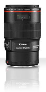 EF 100 mm f/2,8L Macro IS USM