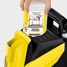 K rcher k4 full control nettoyeur haute pression pour - Quel detergent pour nettoyeur haute pression ...