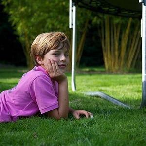 kangui trampoline de jardin 305 cm filet de s curit jumpi zen 300 trampoline certifi par. Black Bedroom Furniture Sets. Home Design Ideas
