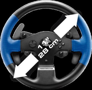 thrustmaster t150 pro force feedback volant de course pro pour ps4 ps3 compatible pc avec. Black Bedroom Furniture Sets. Home Design Ideas