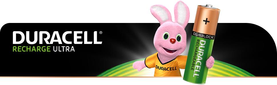 Duracel Rechargeable Ultra