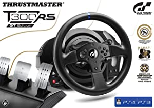 T300; T300RS; GT; Volant PS4; Thrustmaster; Gran Turismo