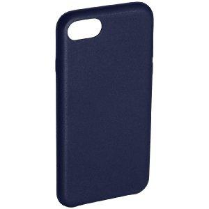 amazonbasics coque de protection fine en pu pour iphone 7 bleu marine high tech. Black Bedroom Furniture Sets. Home Design Ideas