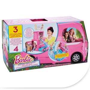 barbie cjt42 mobilier de poup e camping car duplex. Black Bedroom Furniture Sets. Home Design Ideas