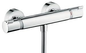 robinet de douche, mitigeur thermostatique, réglage précis de la température