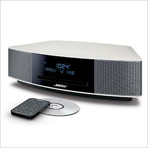 bose wave music system argent platine tv vid o. Black Bedroom Furniture Sets. Home Design Ideas