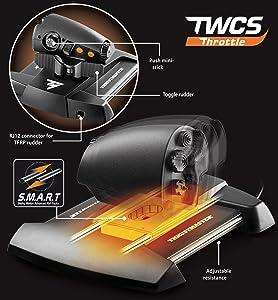 T16000M T.16000M FCS HOTAS THRUSTMASTER TWCS