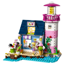 lego friends 41058 jeu de construction le centre. Black Bedroom Furniture Sets. Home Design Ideas