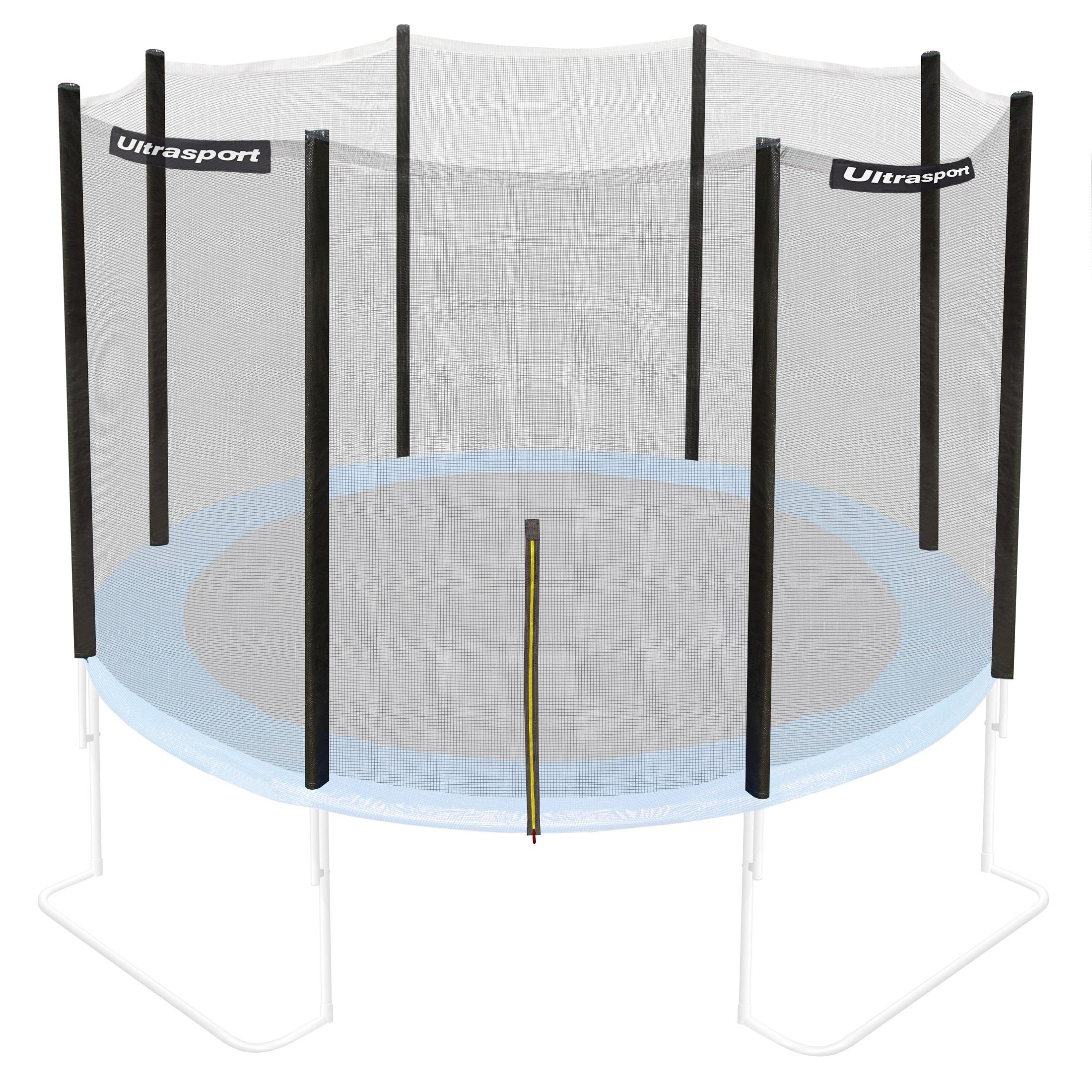 Ultrasport Jumper Filet de sécurité pour trampoline de jardin 180