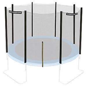 Ultrasport Filet de s/écurit/é pour trampoline de jardin Ultrasport Mod/èles jusqu/à mai 2014 Ultrafit Jumper bleu,