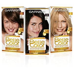 garnier belle color cest - Shampoing Colorant Garnier