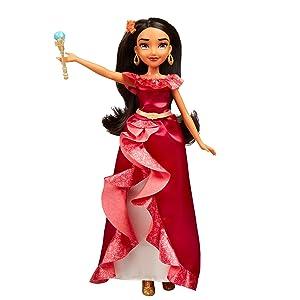 422d2d8b8537b Poupée Elena d Avalor au design à l image du personnage du dessin animé