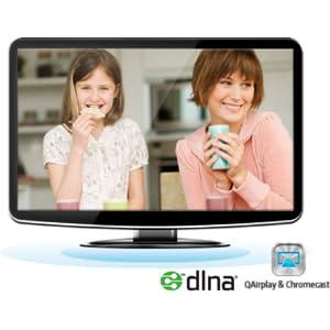 DLNA, Chromecast, AirPlay, trancodage hors ligne