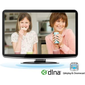 DLNA, Chromecast, AirPlay, trancodage hors ligne