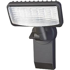 Lampe LED, éclairage extérieur, lampe de jardin