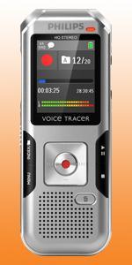 dictaphone conversation magnétophone enregistreyur