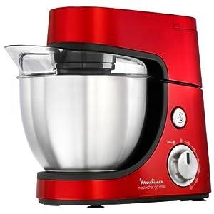 moulinex qa502gb1 robot p tissier master chef gourmet rouge et blender r per trancher 900w. Black Bedroom Furniture Sets. Home Design Ideas