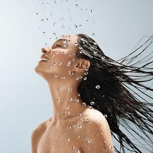 Hansgrohe Colonne de douche amoureux de l'eau